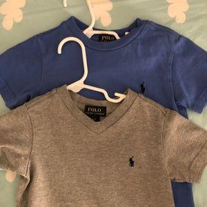 Set of Ralph Lauren t-shirts